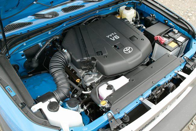 2GR Toyota