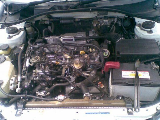 Двигатель 3C