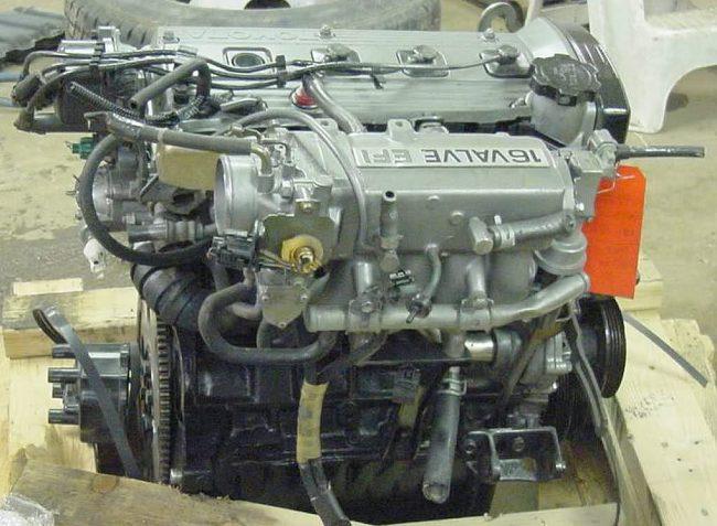 Двигатель 5e