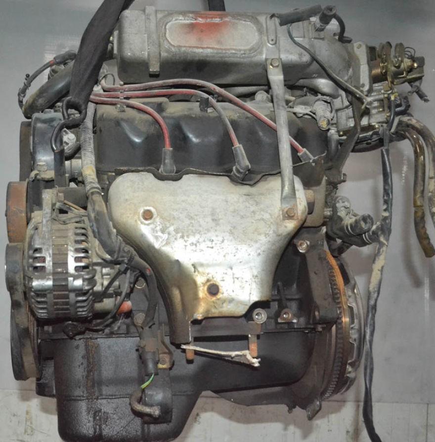 6G71 Mitsubishi вид сверху