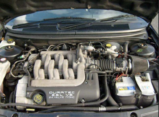 Двигатель Duratec 2.5