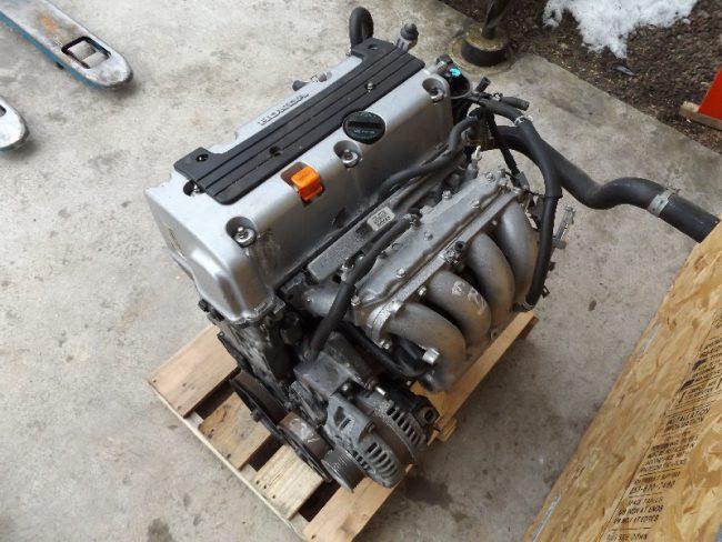 Двигатель Honda K24Z2