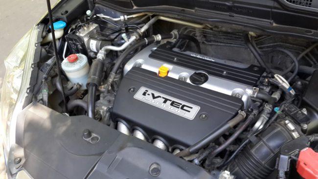 Двигатель Honda K24Z4