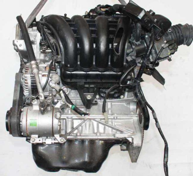 Двигатель Мазда PE
