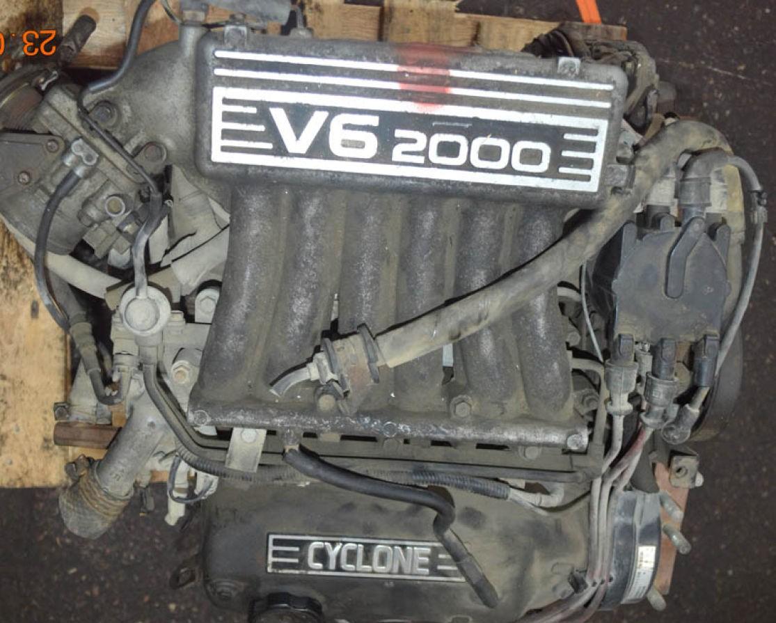 Двигатель 6G71