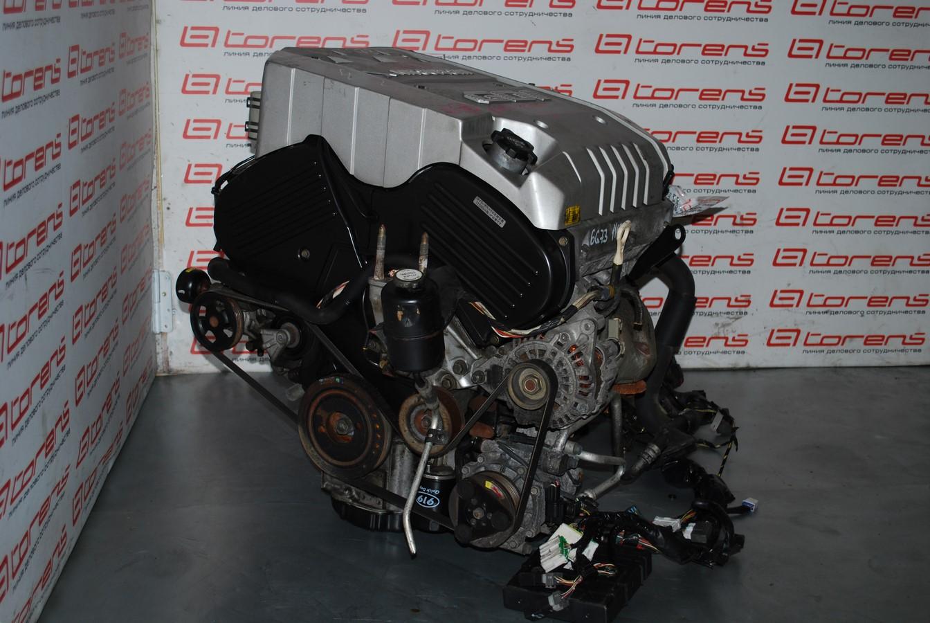 Мотор 6g73
