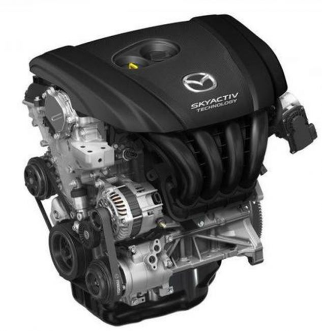 Mazda PY