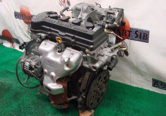 Двигатель QG13DE