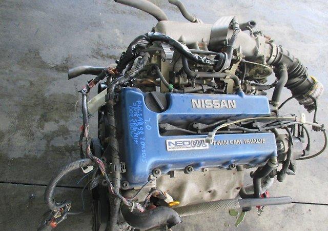 ДВС Nissan SR16VE