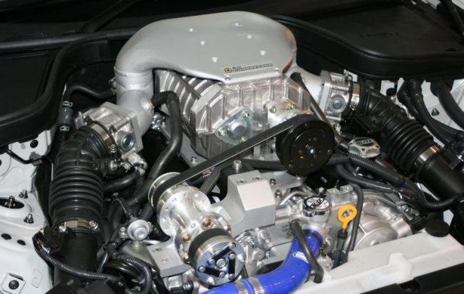 VQ25HR – мощный двигатель