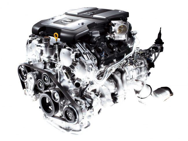 Nissan VQ37VHR