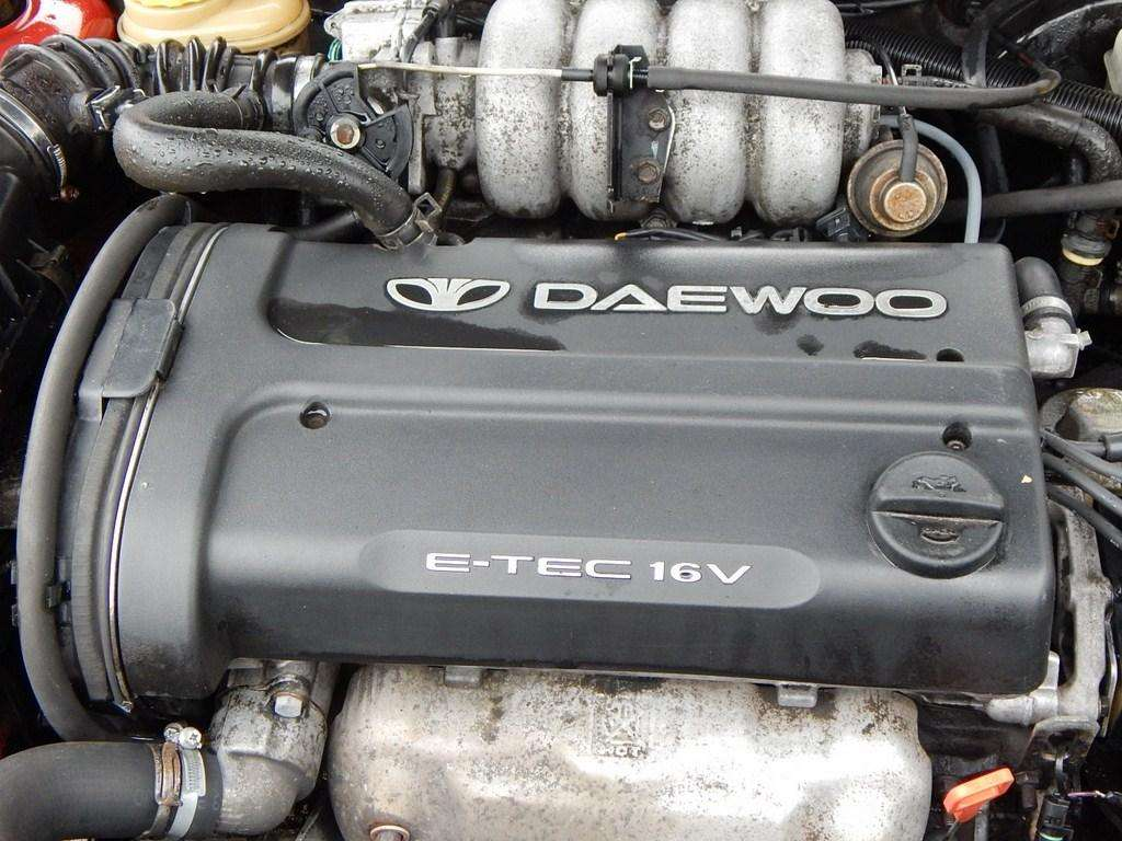 Двигатель A16DMS