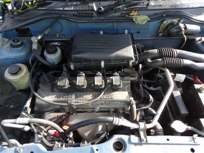 Nissan CGA3DE
