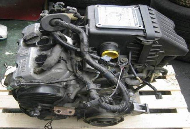 Контрактный двигатель Honda E07Z