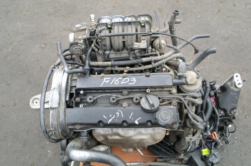 Двигатель Chevrolet F16D3