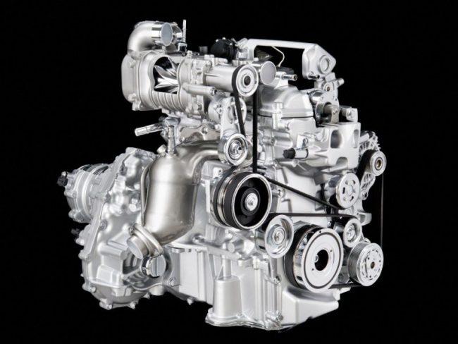 Nissan HR12DDR