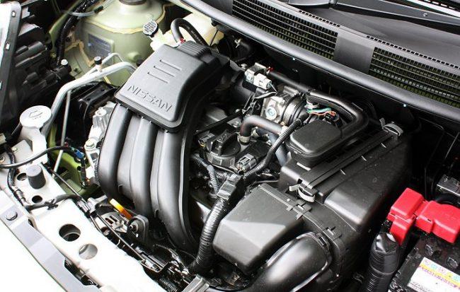 Nissan HR12DE