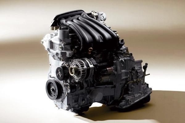 Двигатель HR15DE