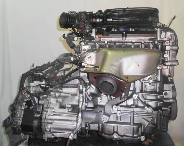 Двигатель Nissan MR18-DE с АКПП