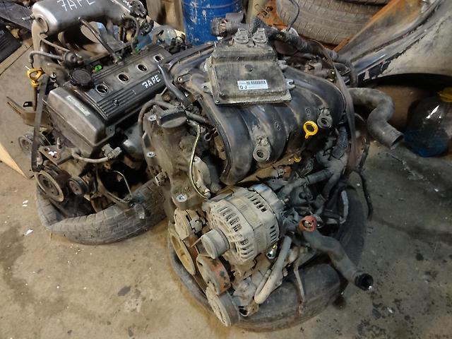 Двигатель MR18-DE