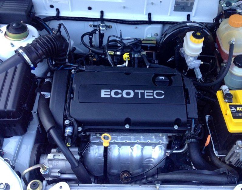 Двигатель от Авео