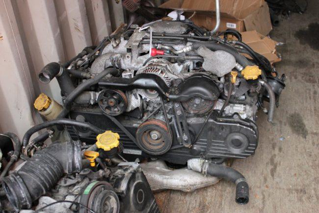 Двигатель Subaru EJ203
