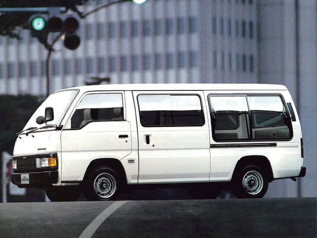 Nissan Carava