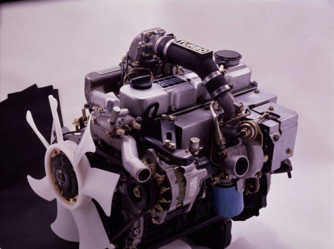 Мотор TD27