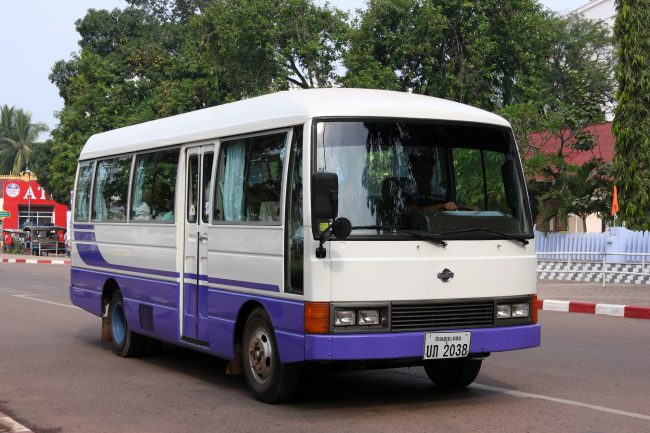 Nissan Civilian серии W41