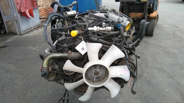 Двигатель vg33e