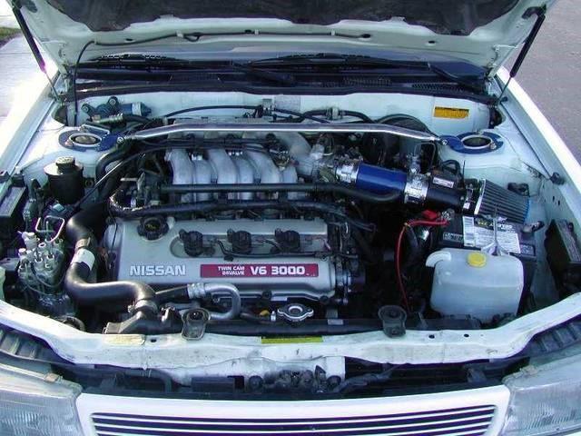 Nissan vq23de