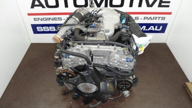 Nissan VQ25DET