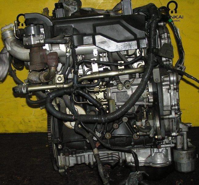 Nissan yd25