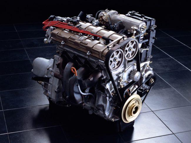 Двигатель Honda B20A