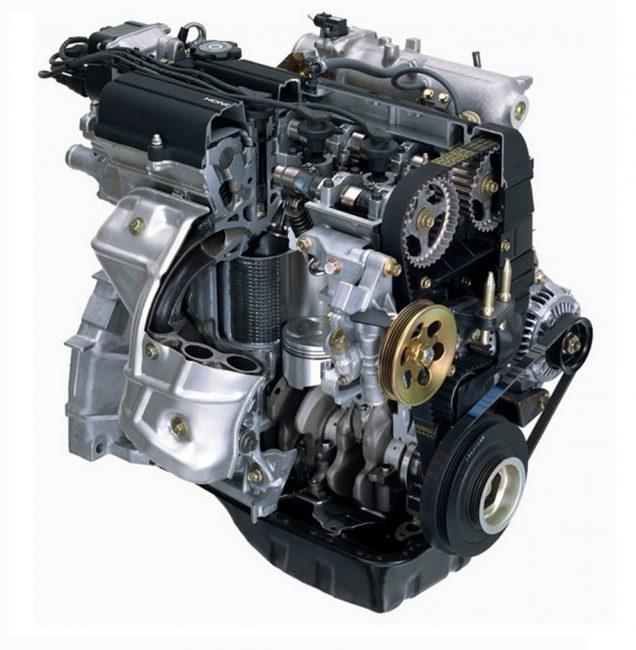 Один из самых надежных бензиновых ДВС за всю историю компании Honda – B20B