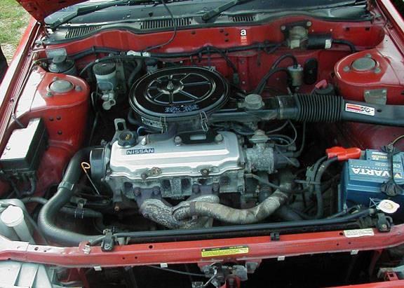 Nissan CA18S