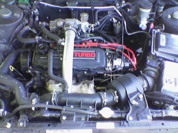 Nissan CA18ET