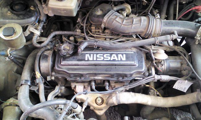 Nissan CA20S