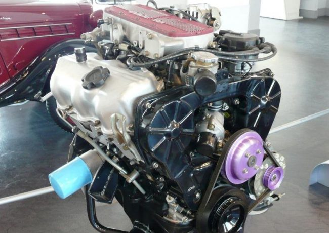 Мотор VG20ET