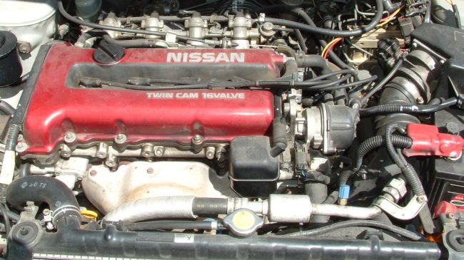 ДВС на Nissan Liberty