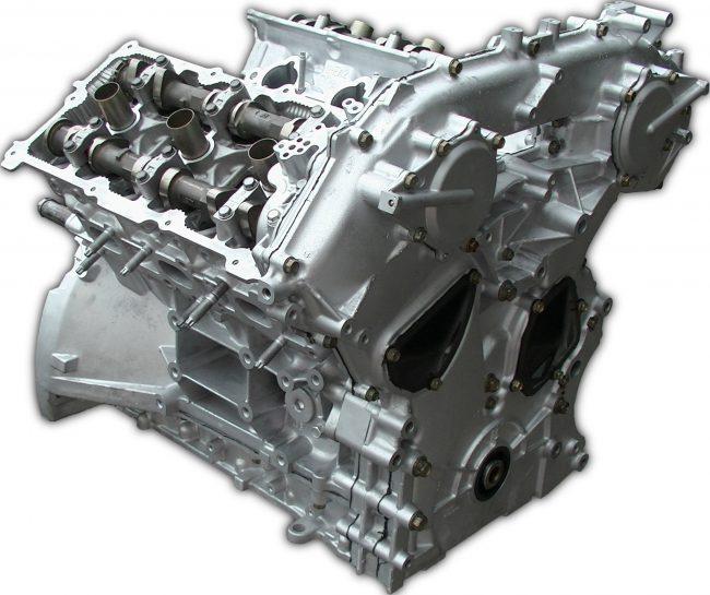 ДВС VQ40DE V6