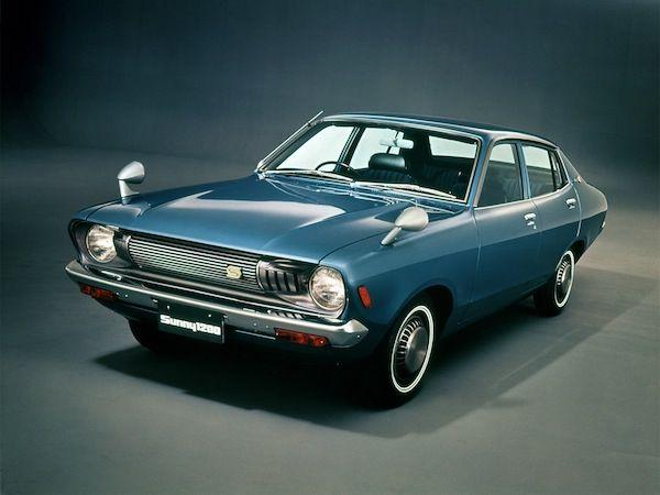 Datsun 120Y Sunny