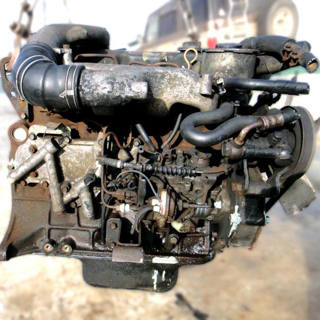 Мотор «TD23»