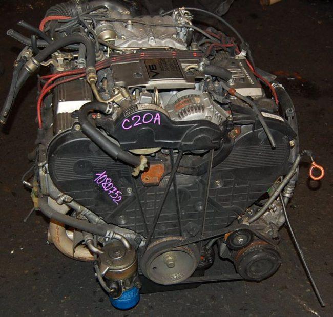 Двигатель Honda C20A