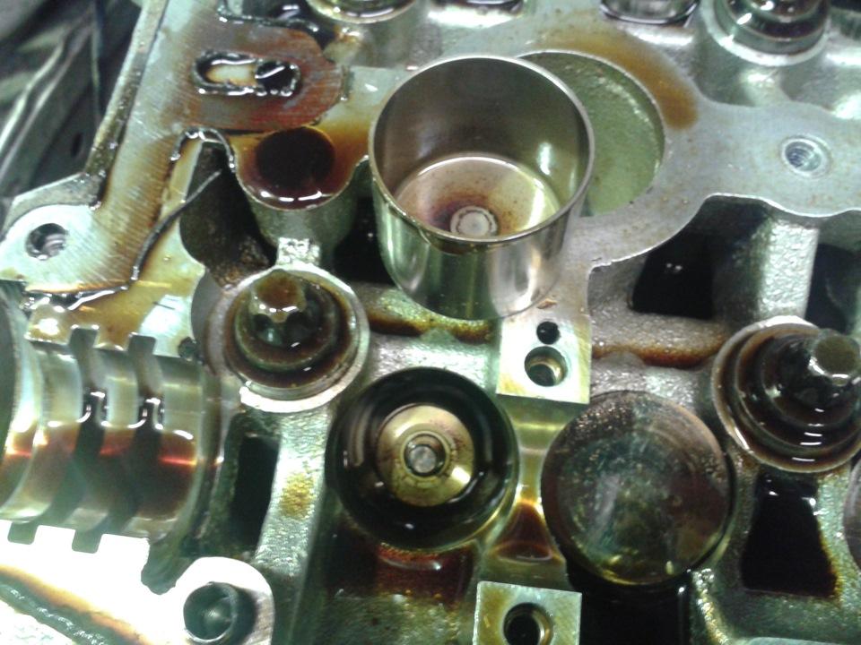 Гидрокомпенсаторы двигателя