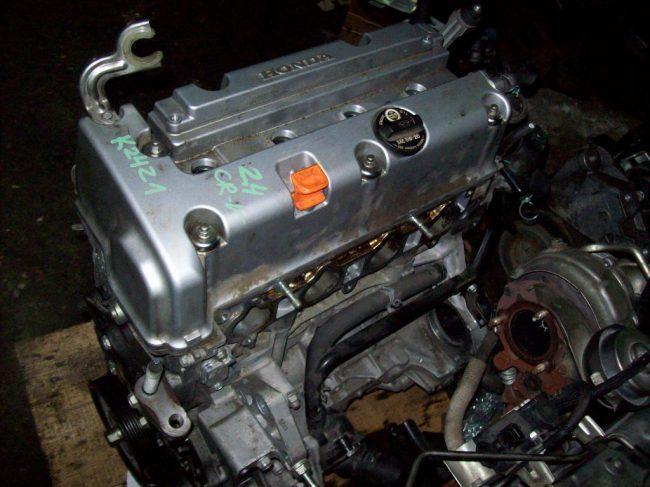 Двигатель Honda K24Z1