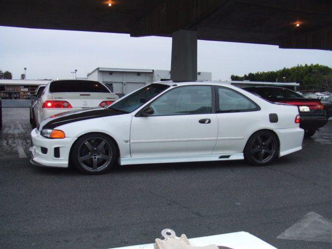 Honda Civic 5 поколение