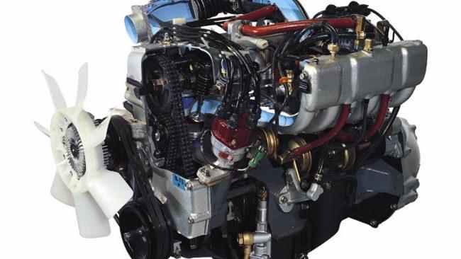 Двигатель серии m