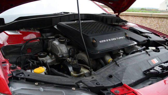 Двигатель Mazda 6 MPS