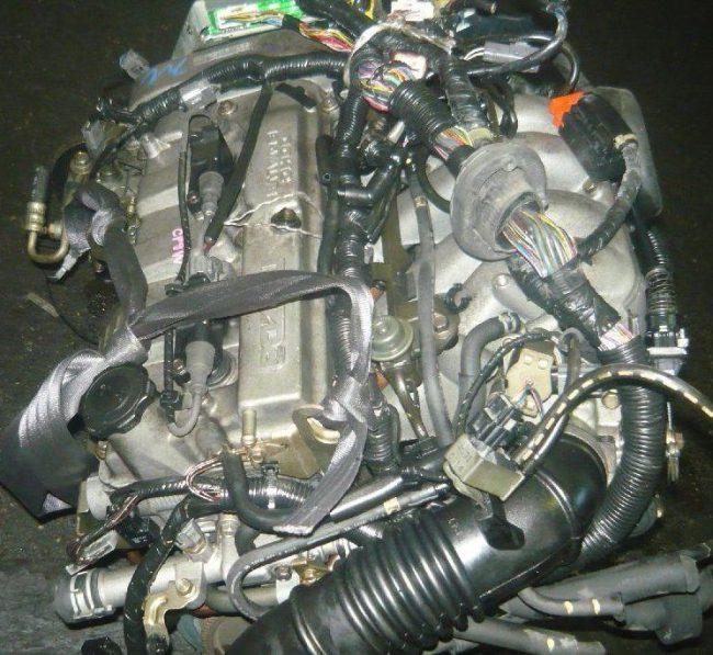 Двигатель FP-DE